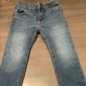 Size 18-24 mo jeans